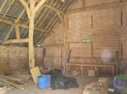 Little Barn interior 2008